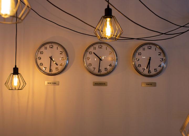 Jak w zegarku