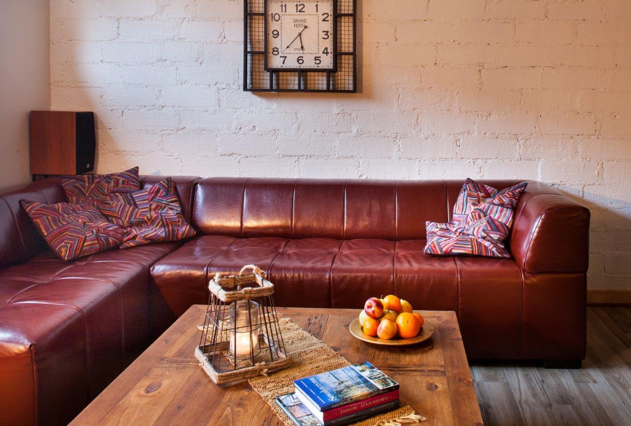 living room – building A